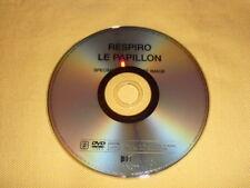 Respiro / Le Papillon   DVD PROMOTIONNEL (Video-club) (2X FILMS) Michel Serrault