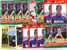 Juan Agosto 60 Card Lot