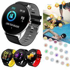 Women Men Smart Watch Waterproof Sport Bracelet Fitness Tracker Health Wristband
