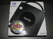 Nintendo GameCube Black Zelda Collector's Edition Console Bundle Great Condition