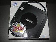 Nintendo GameCube Black Zelda Collector's Edition Console Bundle Great Condition