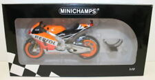 Motos et quads miniatures orange en plastique pour Honda