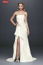 New Wedding Dress size 12 white