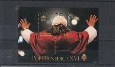 SAINT Vincent & Grenadine 2014 MNH PAPA BENEDETTO XVI IV S / S Papi CATTOLICA