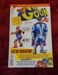 Death Of The Goon, 1st 39th Issue, Dark Horse Comics