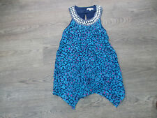 **AGE 8 STUNNING TOP, MATTHEW WILLIAMSON, DEBENHAMS, METAL/BEADING (10)**