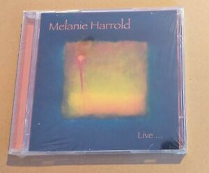 MELANIE HARROLD - LIVE... AND THEN SOME CD ALBUM TRAPEZE MUSIC VOCAL NEW SEALED