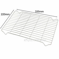 Small Chrome Tray Rack for Cannon Oven Cooker Grill Pan Replacement Spare Part