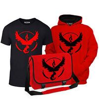 Kids Team Valor Contrast Triple Pack - gamer go anime t shirt hoodie bag cool