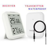 INKBIRD ITH-20R Digital Temp and Humidity Display Sensor Thermometer Hygrometer