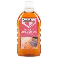 BARTOLINE bouilli huile de lin 500ml donne une longue durée lasting natural shee...