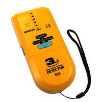 Digital Wire Scanner Handheld Metal Detector Stud Finder 3 in 1 High Sensitivit