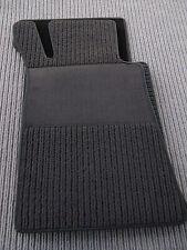 $$$ Rips Fußmatten passend für Mercedes Benz R107 SL ANTHRAZIT + RUTSCHFEST +NEU