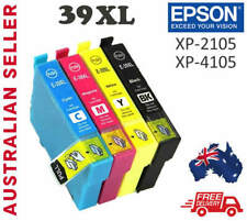 4 x Compatible Ink Cartridges 39 39XL for Epson Expression Home XP2105 XP4105