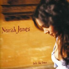 Norah Jones - Feels Like Home [New CD] Enhanced