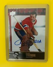 Rogie Vachon - 2017-18 Ultimate Collection Auto Montreal Canadiens