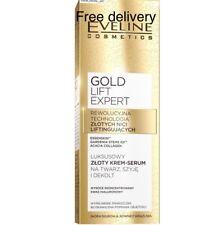 Eveline Luxury Gold Cream  Gold Lift Expert SPF 8 40ml