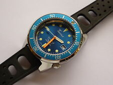 Orologio SQUALE Professional Sub 500mt OCEAN 1521 shiny rubber tropic