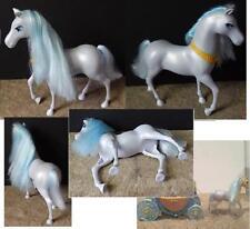 Mattel Disney Princess Cinderella transformed Carriage White Horse ONLY