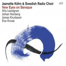 JEANETTE KÖHN - NEW EYES ON BAROQUE  CD NEU