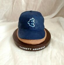 Everett Aquasox Team Logo Hat Cap Paperweight SGA Sideways Seattle Mariners Logo