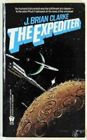 The Expediter by J. Brian Clarke 1990 DAW Science Fiction Paperback