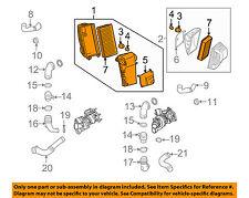 PORSCHE OEM 03-06 Cayenne-Air Filter Right 95511002250