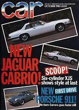 Car - October 1983