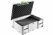 Festool Systainer T-LOC SYS 2 VARI 497696 FREE NEXT DAY DELIVERY