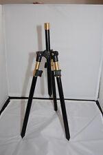 1 x New Carp Coarse Fishing Mini Tripod Rod Rest Fully Adjustable