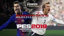 PATCH Pro Evolution Soccer PES 2019 PS4 Option File - INVIO IMMEDIATO