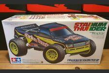 Vintage 1996 Tamiya Stadium Thunder 58181 Radio Controlled Car