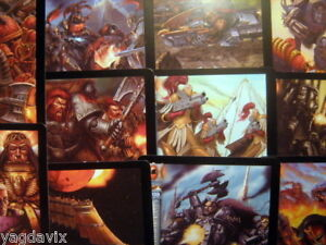 LOT U LOYALISTE x11 PORTE SEDITION JCC WARHAMMER 40K