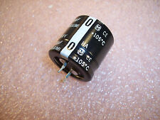QTY (5)  68uf 400V 105' RADIAL SNAP-IN ELECTROLYTIC PANASONIC ECOS2GA680CA