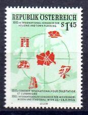 Austria 1956 City planning congress Mi. 1027 MNH