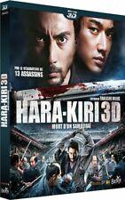 Blu Ray 3D + 2D : Hara-Kiri Mort d'un samourai - NEUF