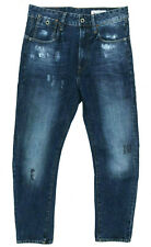 Mens G-Star Jeans 'TYPE C 3D SUPER SLIM' Medium Aged Restore 1 Size W9 L30