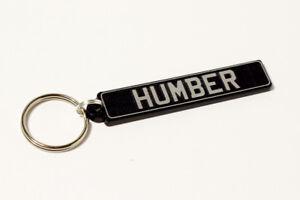 Humber Keyring - UK Number Plate Classic Car Keytag / Keyfob