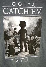 Pokemon Ash Got To Catch Them All Anime TV Cartoon T-Shirt New Tags Medium 2016