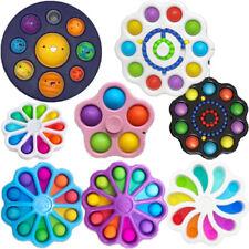 Push Bubble Poppet Fidget Toy Simple Dimple Sensory Decompression Spielzeug