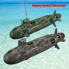 Seawolf Nuclear Submarine 6 Channel + Radio Remote Control RC Diving Boat Toy