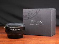 Fringer Pro II EF-FX - Canon EF to Fujifilm X AF adapter