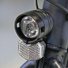 Fahrrad LED Scheinwerfer Axa EcoLine 15 Lux Neu