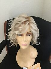 SWEET TALK Wavy Bob Lace Front Wig by Gabor, GL23-101SS Rooted Beige Blonde