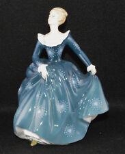 """Royal Doulton Figurine Fragrance Hn2334 (7 3/4"""" Tall)"""