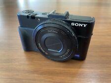 Sony Rx100 II M2 20.2MP Premium Compact Digital Camera