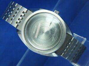 Omega Megasonic , F300Hz Watch Case 198.0065 & Bracelet 1193/672 NOS New 1970s