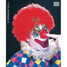 Loud Red Clown Nose With Comical Sound Circus Halloween Fancy Dress Prop