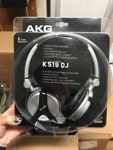 DJ Headphones Fat Bass (AKG - K 519)