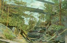 New Castle, PA Break Neck Bridge Slippery Rock